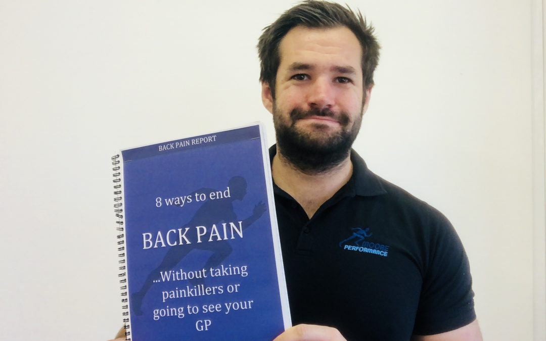 How to Put an End to Back Pain and Stiffness – Without Having to Wait to See the GP!